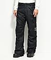 DC Banshee Black 10K Snowboard Pants