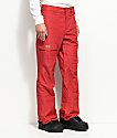 DC Dealer Chili Pepper 10K Snowboard Pants