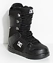DC Phase Black Snowboard Boots
