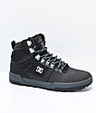 DC Spartan High WR Black & Grey Boots