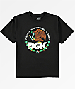 DGK Boys Familia Black T-Shirt