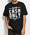 DGK Cash Only Black T-Shirt