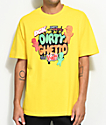 DGK Convenience Yellow T-Shirt