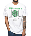 DGK Currency White T-Shirt