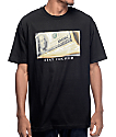 DGK Dollars Black T-Shirt
