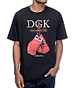 DGK Peoples Champ Black T-Shirt