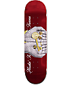 "DGK Prosperity Red Foil 7.75"" Skateboard Deck"
