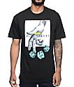 DGK Risk Black T-Shirt