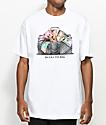 DGK Secure The Bag White T-Shirt
