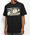 DGK The Boss Black T-Shirt