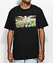DGK X High Times Grow Room Black T-Shirt
