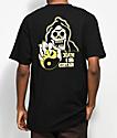 DROPOUT CLUB INTL. X Kylen Grand Certain Death Black T-Shirt