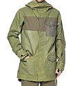 Dakine Elsman Surplus Green 10K Snowboard Jacket