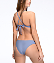 Damsel Grey Cheeky Hipster Bikini Bottom
