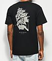 Dark Seas Atlantic Black & Tan T-Shirt