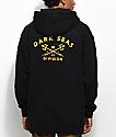 Dark Seas Headmaster Black & Gold Hoodie