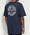Dark Seas Navigator Navy T-Shirt