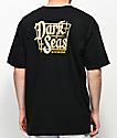 Dark Seas Spanish Castle Black T-Shirt