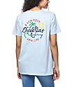 Dark Seas Sunburn Light Blue T-Shirt