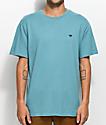 Diamond Supply Co Brilliant Slub Blue T-Shirt