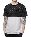 Diamond Supply Co Deco Black & Grey Colorblock T-Shirt