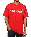 Diamond Supply Co OG Script T-Shirt