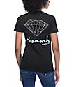 Diamond Supply Co OG Sign Black T-Shirt