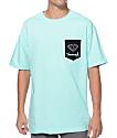 Diamond Supply Co OG Sign Diamond Blue Pocket T-Shirt