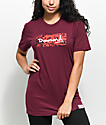 Diamond Supply Co. Bouquet Box Logo Rose T-Shirt