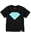 Diamond Supply Co. Boys Brilliant Logo Black T-Shirt