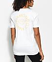 Diamond Supply Co. Circle Logo White T-Shirt