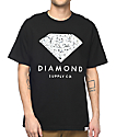 Diamond Supply Co. Infinite Black T-Shirt