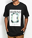 Diamond Supply Co. Mondrian Black T-Shirt