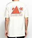 Diamond Supply Co. Oases Cream T-Shirt