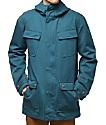 Diamond Supply Co. Recon Fishtail Teal Parka Jacket
