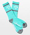 Diamond Supply Co. Rock Sport Mint Crew Socks
