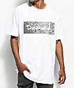 Diamond Supply Co. Scattered Box Logo White T-Shirt