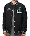 Diamond Supply Co. Un Polo Black Varsity Jacket