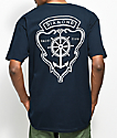 Diamond Supply Co. Yacht Crest Navy T-Shirt