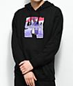 Dipset x Yung Lenox Purple Haze Black Hoodie