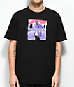 Dipset x Yung Lenox Purple Haze Black T-Shirt