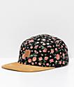 Dravus Wild Roses 5 Panel Hat