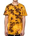 EPTM. OG Mustard Dye Elongated T-Shirt