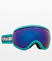 Electric EG2.5 Turquoise Blue Chrome Snowboard Goggles