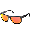 Electric Swingarm XL Matte Black & Fire Chrome Sunglasses