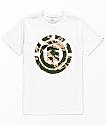 Element Boys Mimic White T-Shirt