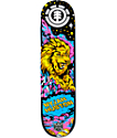 "Element Nyjah Neon Night 7.75""  Skateboard Deck"