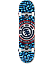 "Element Seal Braincell 7.75"" Skateboard Complete"