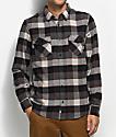 Element Tacoma 2.0 Flint Black Flannel Shirt