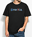 Emerica x Deathwish Black T-Shirt